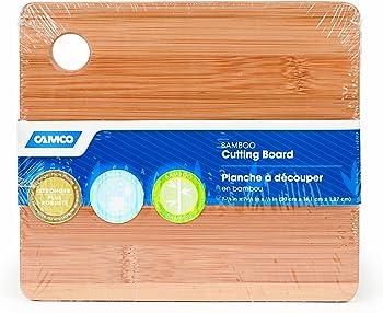 Camco 43542 Bamboo Cutting Board