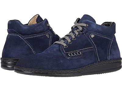 Finn Comfort Linz (Comet Velour) Lace up casual Shoes