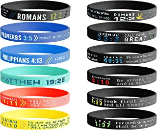 bracelet with bible verse