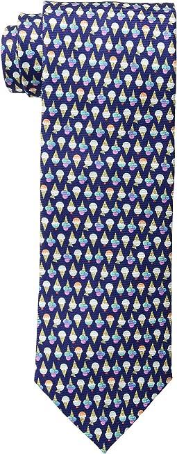 Eton - Ice Cream Cone Print Tie