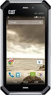 Cat - S50 8GB Unlocked GSM 4G LTE Military Grade + IP67 Quad-Core - Black