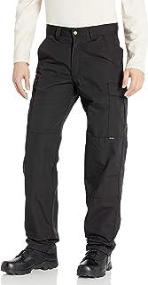 Tru-Spec 24-7 1024005 Cargo Pocket Pants, Polyester Cotton Rip-Stop, 32 Length, 34 Width, Black