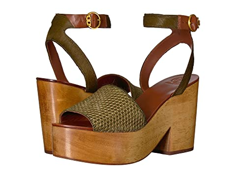 d77365653728 Tory Burch Camilla 100mm Sandal at 6pm
