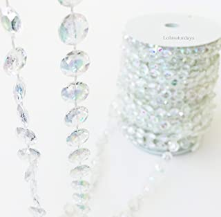Best faux hanging crystals Reviews