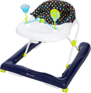 Baby Trend Trend 2.0 Activity Walker, Blue Sprinkles, Blue