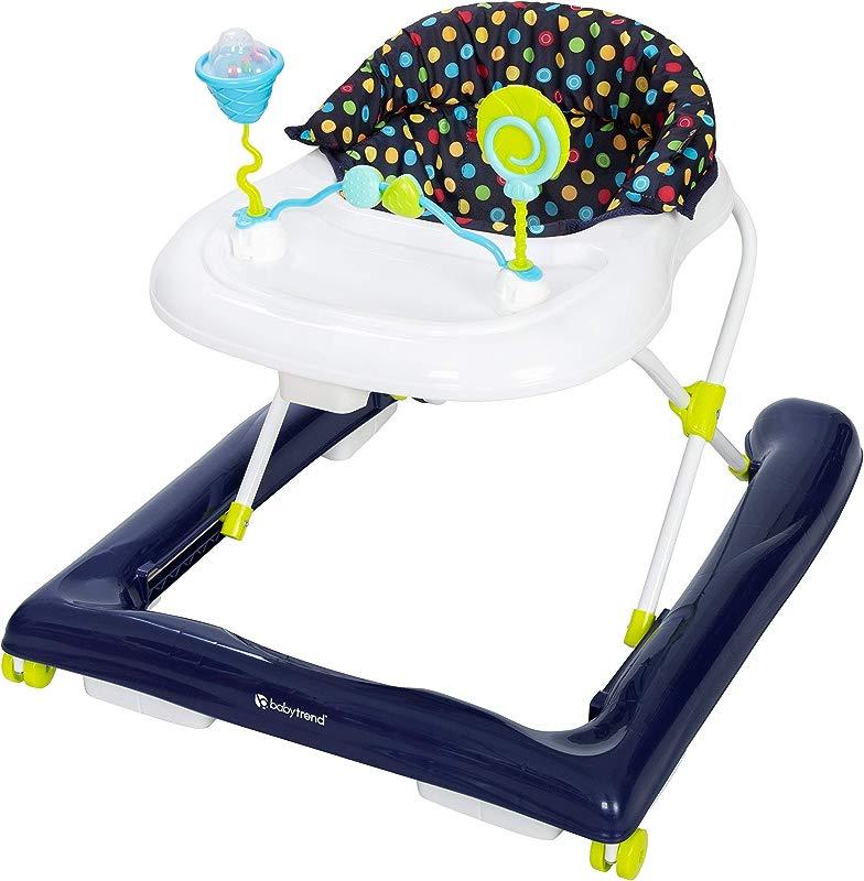 Baby Trend Trend 2 0 Activity Walker Blue Sprinkles Blue