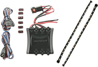 Alpena 77091 EZLINK MultiGloz Bluetooth App Controlled RGB Hub and Strip Starter Kit, 1 Pack