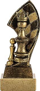 Art-Trophies AT45883 Trofeo Serie Deportes, Adultos Unisex, Multicolor, Talla única