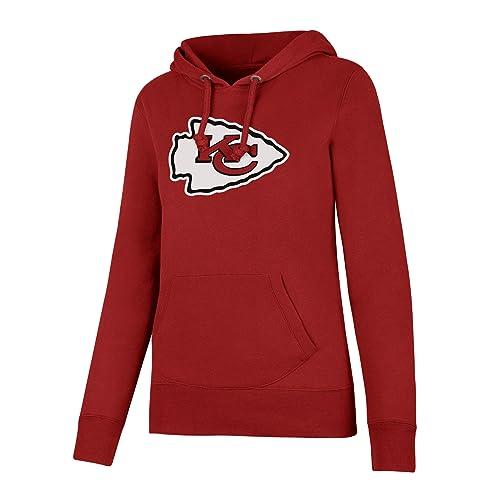 6f51bb47 Kansas City Chiefs Women's Apparel: Amazon.com
