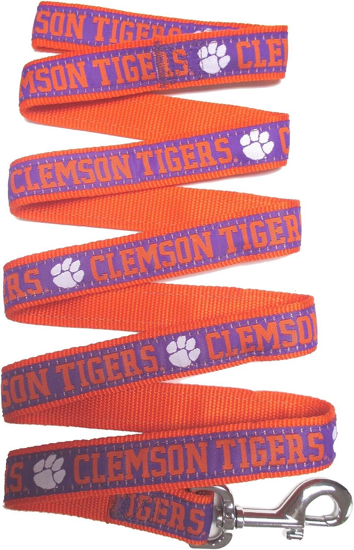 Clemson Luxury goods University Nylon Leash Dog Ribbon shopping