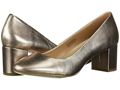 Aerosoles Eye Candy (Champagne Leather) Women