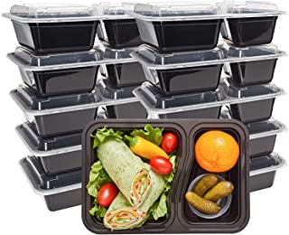 meal prep on fleek containers