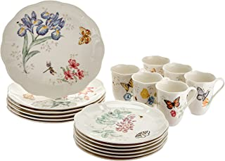 Lenox Butterfly Meadow Dinnerware Set 21.9 LB 6342794