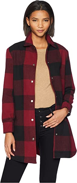 Eldridge Buffalo Plaid Coat