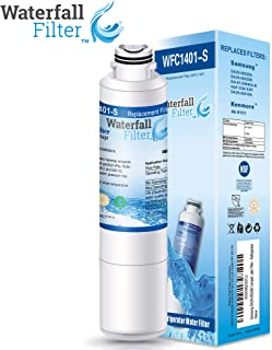 Waterfall Filter - Refrigerator Water Filter Comptaible with Samsung DA29-00020B