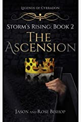 The Ascension (Storm's Rising Book 2) Kindle Edition