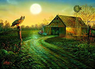 Late Summers Eve (Oversized pcs) 500 pc Jigsaw Puzzle by SunsOut