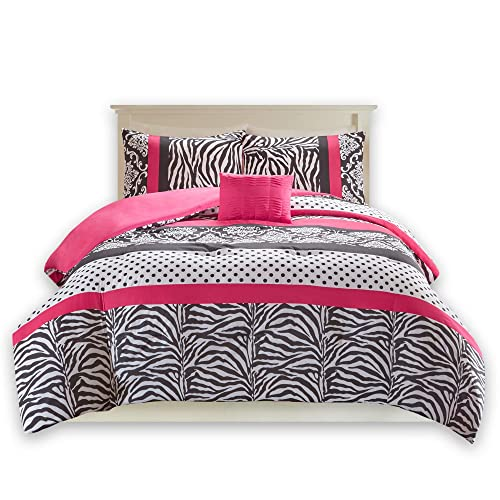 Pink Zebra Decor: Amazon.com