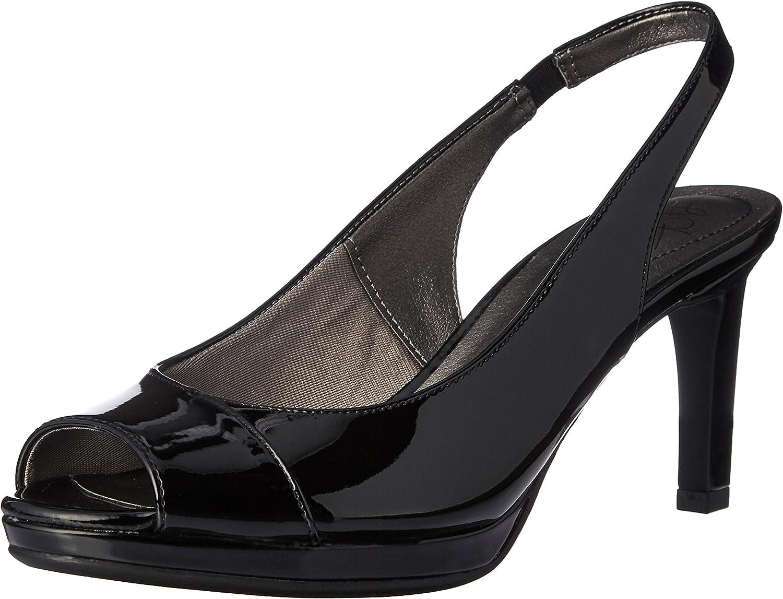 LifeStride Womens Invest Dress Sandal
