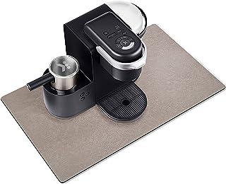 GOLENER Coffee Maker Mat For Countertops