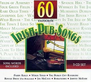 60 Favourite Irish Pub Songs