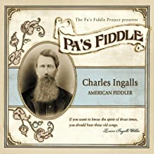 charles ingalls fiddle