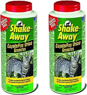Shake-Away Coyote/Fox Urine Granules 28.5 oz.2 Pack
