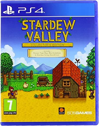 Stardew Valley Collector's Edition for PlayStation 4
