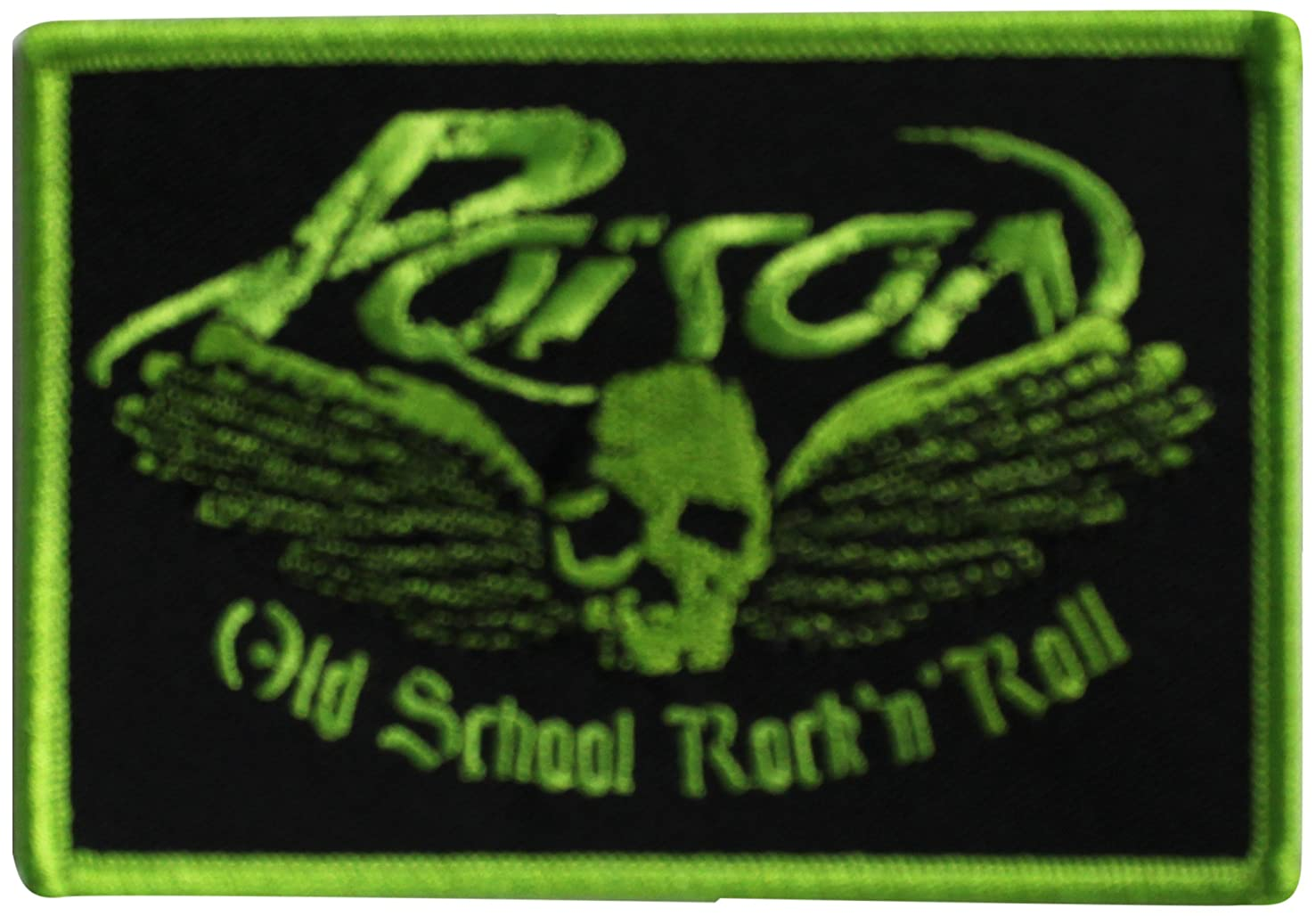 Application Poison Old School Patch