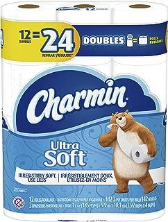 Charmin Soft 4/12, 12 ct
