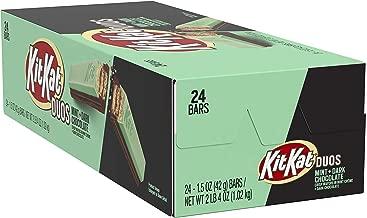 KIT KAT Duos Holiday Dark Chocolate