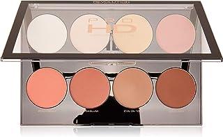 Makeup Revolution - Make-uppalet – Pro HD Mega Matte palet.