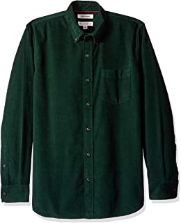 Best dark green corduroy shirt Reviews