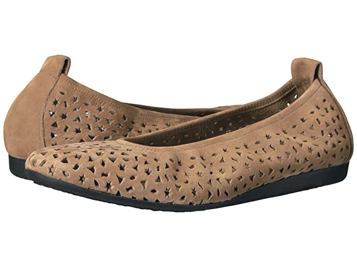 Arche  Lilly (Sand) Womens Flat Shoes