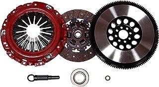 QSC Stage 1 Performance Clutch Kit for Nissan 03-06 350Z Infiniti G35 3.5L VQ35DE + Chromoly Flywheel