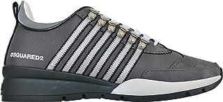 Dsquared Scarpe Uomo Low Top 251 Sneakers SNM0146 09704072 M1685 Grigio Antracite