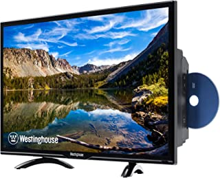 "Westinghouse 32"" LED HD DVD Combo TV for Kid's Rooms, RV Camping TV, Kitchens or Offices (Renewed)"