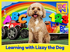 Learning with Lizzy the Dog!