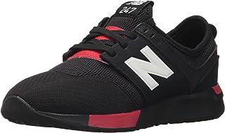 New Balance ユニセックス?キッズ KL247C1G US サイズ: Medium US Little Kid カラー: ブラック