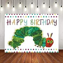 hungry caterpillar birthday theme
