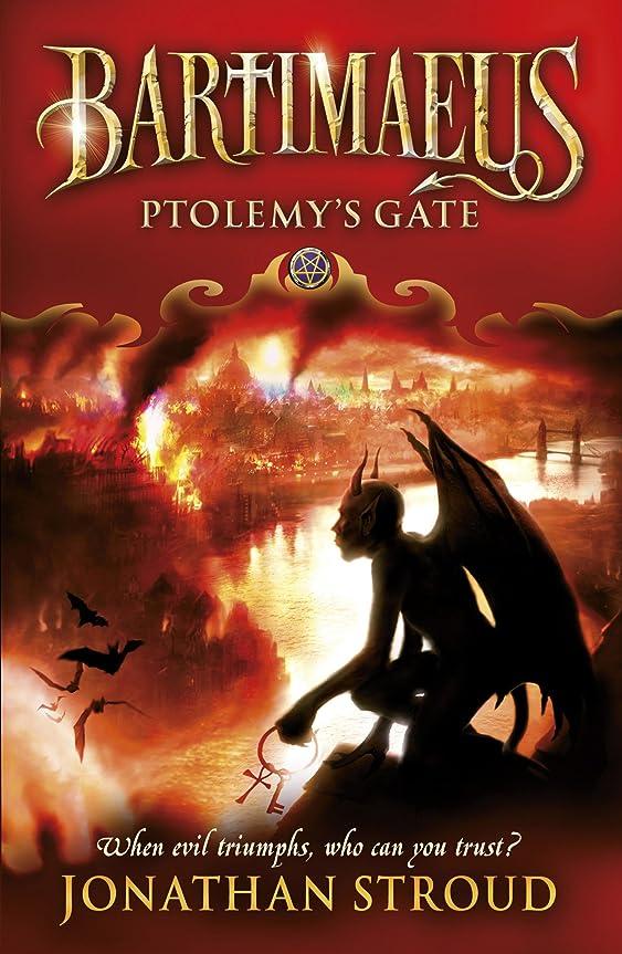 水族館メダル移動Ptolemy's Gate (Bartimaeus Trilogy Book 3) (English Edition)