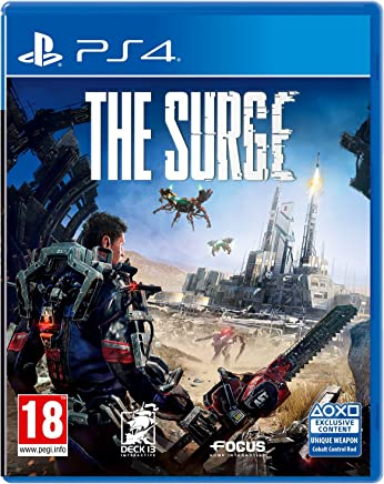 The Surge (PS4): Amazon co uk: PC & Video Games
