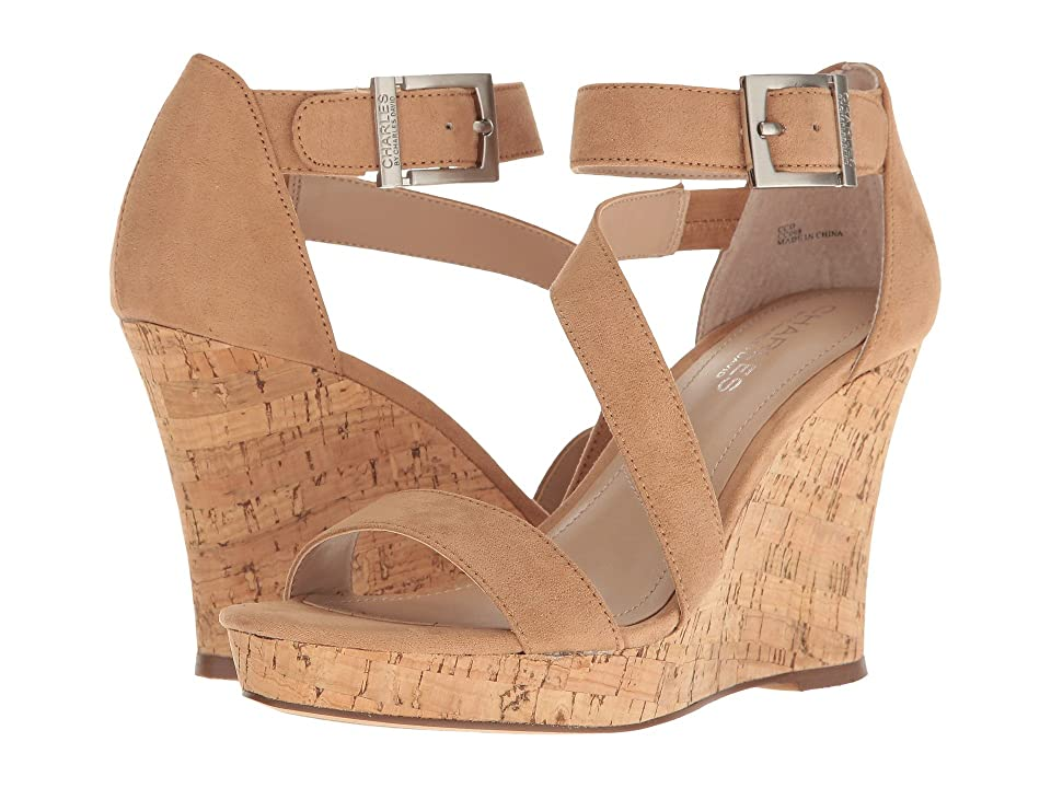 Charles by Charles David Leanna (Nude Microsuede) Women