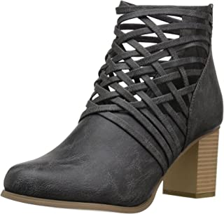 Brinley Co Women's Anya Ankle Boot