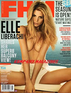 FHM (For Him Magazine) Elle Liberachi - May 2011