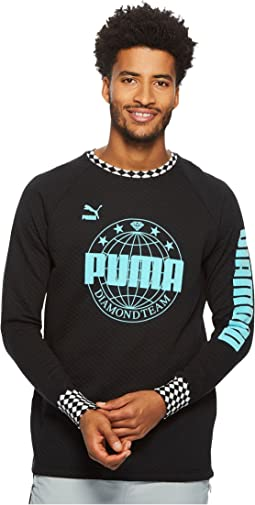 PUMA - Puma x Diamond Crew Top