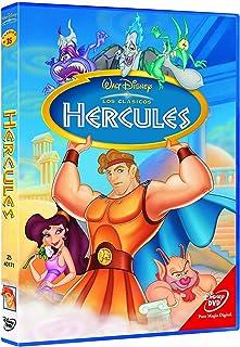 Hércules (Disney) DVD