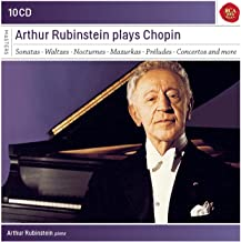 Arthur Rubinstein Plays Chopin