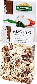 Dr. Ana Collection - Risotto Reis mit Steinpilzen und Tomaten 200g 5 Beutel - auch erhältlich als 1 bis 7 Beutel