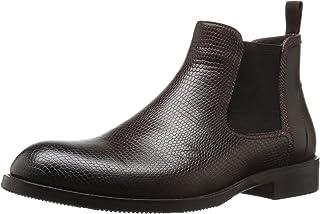 أحذية تشيلسي من Zanzara Pesaro كاجوال لركوب الكاحل للرجال